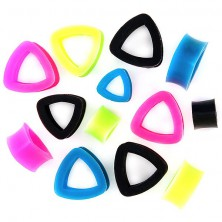 Ear tunnel - flexible cored triangle